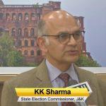 انتخابات 8 مرحله ای DDC که از 28 نوامبر تا 19 دسامبر برگزار می شود: کمیسیون انتخابات ایالتی J & K |  اخبار