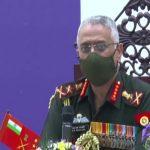 تروریست ها ناامید می شوند که روند دموکراتیک در J&K را مختل کنند: رئیس ارتش |  اخبار