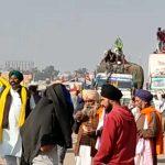 اعتراض کشاورزان: اعتراض کشاورزان به قوانین مزرعه در مرز سینگو |  اخبار