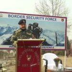 خوشحال ، مفتخر به رسیدن به این مرحله: کشمیر BSF IG در 56 امین روز بزرگ شدن |  اخبار